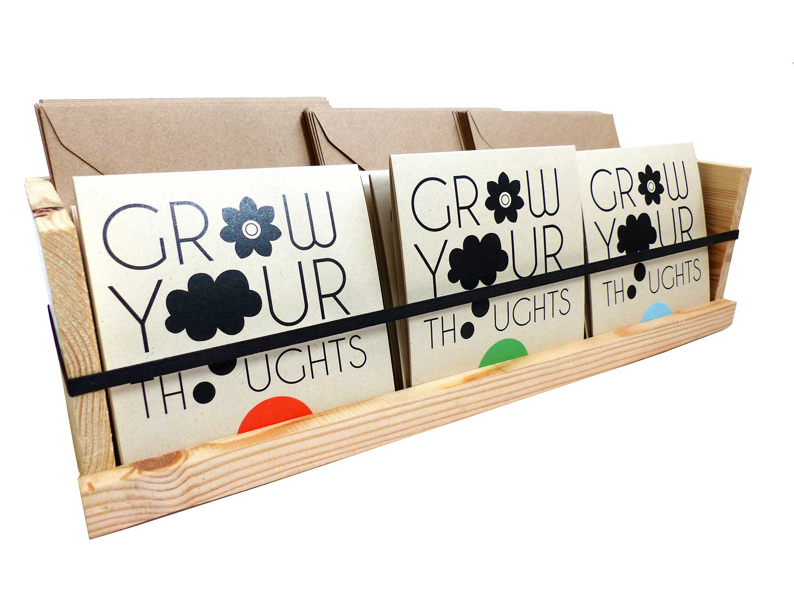 Grow your thoughts display